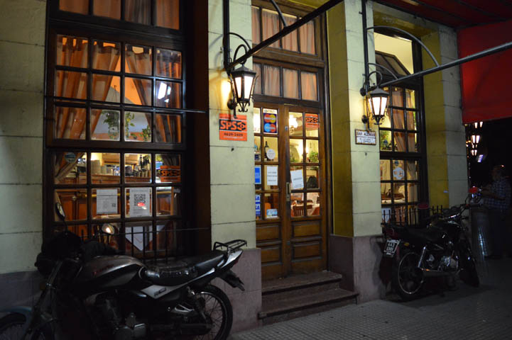 Bar Aleman Villa Devoto