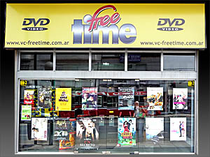 Free Time Dvd Club